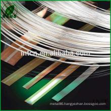electrical component parts silver copper bimetal tape