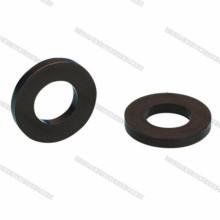 Arandelas de nylon negras M3, Wahsers plásticos para los tornillos
