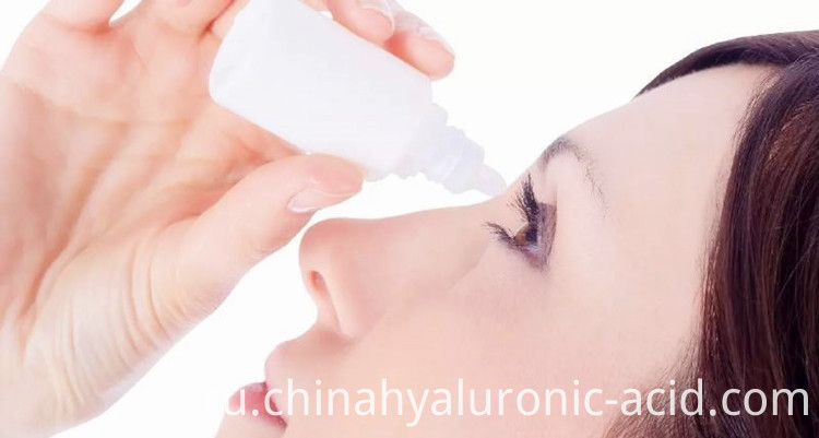Sodium Hyaluronate for Dry Eyes