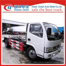 Capacidad más pequeña del camión de basura DFAC