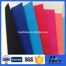 65% 35% tc tecido de bolso para forro de vestuário