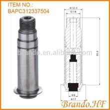 AC DC Customisé Normalement fermé Ensemble d'armature en acier inoxydable pour vanne solénoïde pneumatique
