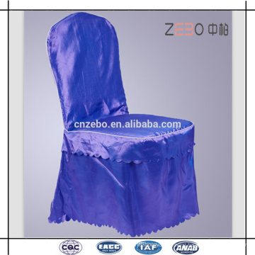 Custom Solid Color Convenient Hotel Wedding Used Chair Covers for Sale