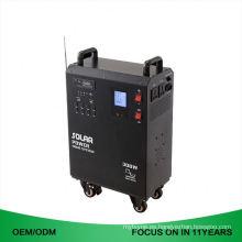 El mejor generador solar portátil pequeño del sistema de energía solar para todos los mercados