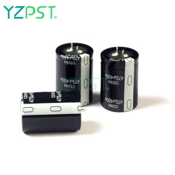 Household appliances of electrolytic capacitors CD293