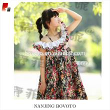 JannyBB style flower girl dress summer