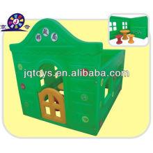 2016 Hotsale Indoor Crianças Plástico Play Garden House