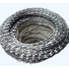 China Supply Best sale Flexible Razor Wire Mesh anti-theft razor barbed wire