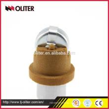 погружения в расплавленную сталь жидкостей алюминиевый Литейный сэмплер инструмент зонд