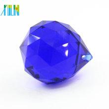 Мода 50 мм кристалл стекло граненные мяч кулон для занавеса CP100