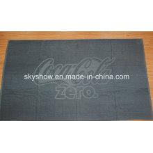 Customed de la insignia realzada toalla (SST0249)