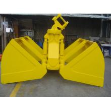 Abrazadera hidráulica Grab 0.5cbm-20cbm