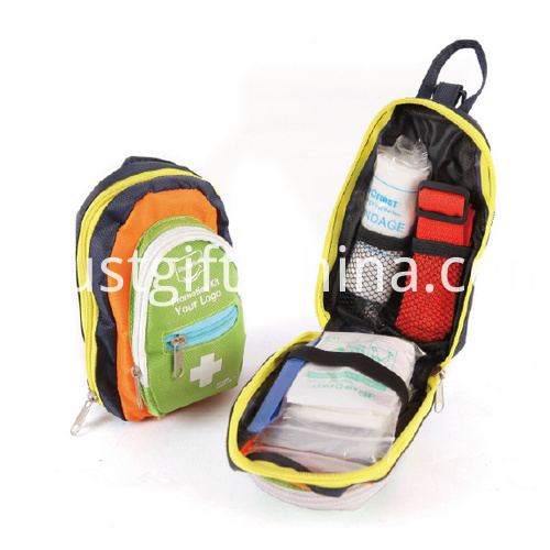 Promotional Colorful Nylon Mini First Aid Kits