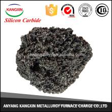 Metalúrgico Sil Silicon Carbide Para um desoxidante em siderúrgicas e fundições com fornos de arco de indução