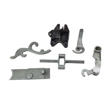Custom steel metal casting for forklift