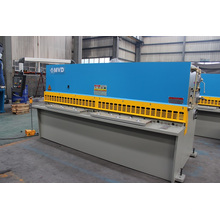 Stahl-Guillotine-Schermaschine