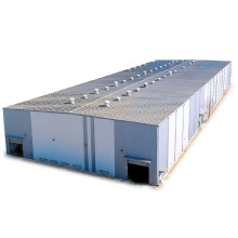 Qingdao prefabricated structural steel warehouse steel structure building