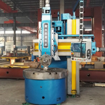 Single column vertical turning machines
