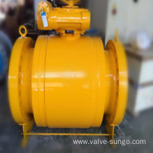 Trunnion Ball valve 24 Inch