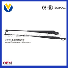 Vertical Double-Levers Wiper Arm for Bus