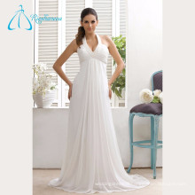 Pleat Sequined Beading Chinese Wedding Dress Mother Of The Bride