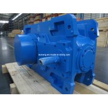 Caja de engranajes helicoidales de la industria, motorreductor helicoidal de la industria