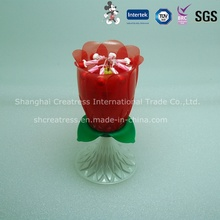 Manufacture Top Quality Competitive Price Eco-Friendly Wax Flower Bouquet Candle