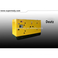 Price 125KVA natural gas generator with ATS and silent canopy