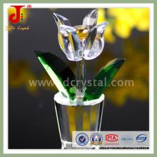 Künstliche K9 Kristall Blume für Geschenk (JD-CF-302)