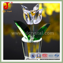 Artificial K9 Crystal Flower for Gift (JD-CF-302)