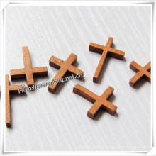 Small Wooden Crosses for Crafts / Wooden Cross (IO-cw023)