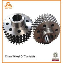 API Standard Chain Wheel Sprocket For Turntable
