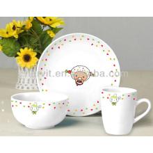Set de petit-déjeuner 3pcs Ceramic Giftware