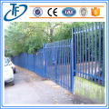 Pagar Baja Hias / Welded steel picket fence