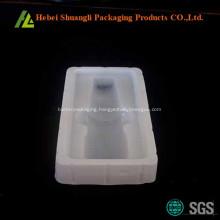 White color plastic medicine blister packaging