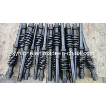 Alloy Steel Worm with Hobbing Process