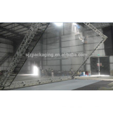 3m width 3D holographic transparent projection film for Large Stage