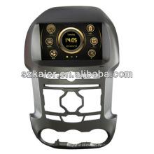 Top-Qualität Wince 6.0 Auto-Navigationssystem für Ford Ranger mit GPS / Bluetooth / Radio / SWC / Virtual 6CD / 3G Internet / ATV / iPod / DVR