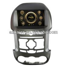 Qualidade superior wince 6.0 sistema de navegação do carro para Ford Ranger com GPS / Bluetooth / Rádio / SWC / Virtual 6CD / 3G internet / ATV / iPod / DVR