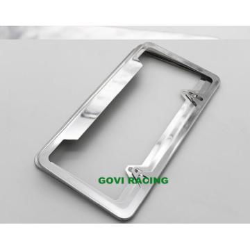 Marcos de matrícula de metal Marco de matrícula personalizada para el coche