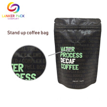 Custom Laminate Plastic Stand Up Pouch Dengan Vitop