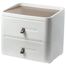 Modern Home Bedside Cabinet With 2 Drawers