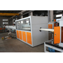 PVC Water Supply/Drainage Pipe Plastic Extrusion Line
