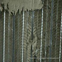 Material de construcción Spray Flat Rib Lath