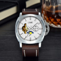 luxury custom dial machine case automatic watch