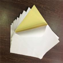 Nhãn tự dính keo giấy cho in Ấn