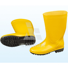 Jy-6238 Sex Mature Women Red Fashion Rain Boots Wholesale