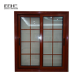 Latest design aluminum window manufacturer price