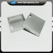 Cheap CNC micro machining aluminum enclosure case