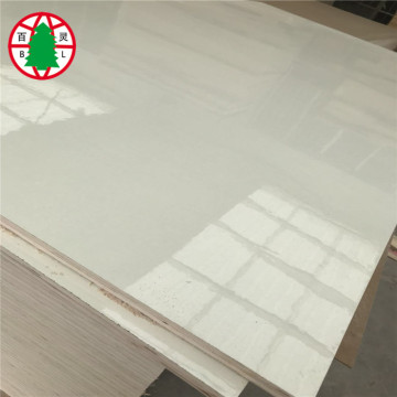 MDF Laminated Coloured Melamine MDF